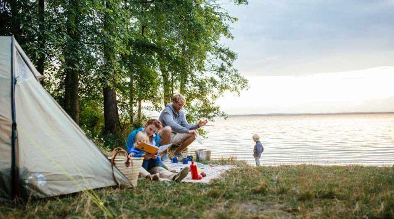 Campingplätze für Familien in Mecklenburg-Vorpommern