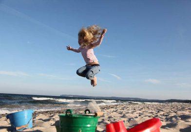 Insel Rügen 2017: Aktiv in allen Elementen