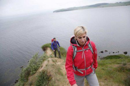 Wandern mit Weitblick auf Rügen, Foto: TMV/ outdoor-visions.com