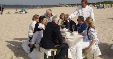 Kulinarische Strandwanderung auf Usedom - Grand Schlemm auf Usedom, Foto: Mandy Knuth