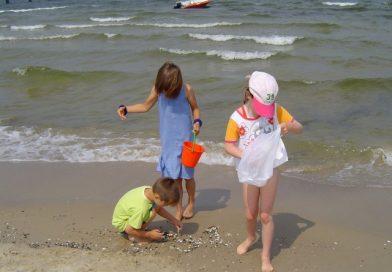 Große Familienwoche am Meer