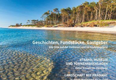 Neues Urlaubsmagazin 2020 für die Region Fischland-Darß-Zingst