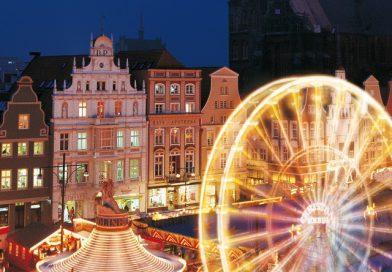 Glühwein mit Meerblick: Weihnachtsmärkte in Mecklenburg-Vorpommern