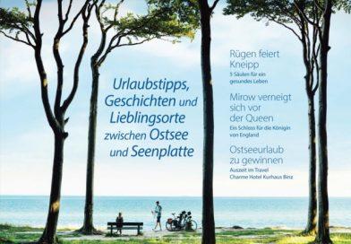 Neues Urlaubsmagazin für Mecklenburg-Vorpommern erschienen